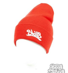 Шапка Skills 001 FW15 - красная