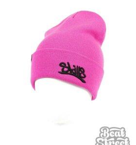Шапка Skills 001 FW15 - розовая