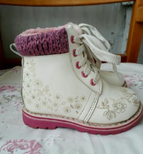 Ботинки демисезонные для девочки