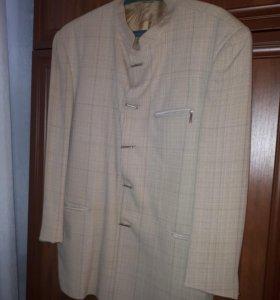 Мужской пиджак 52 размера