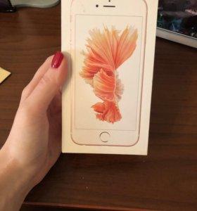 iPhone 6s коробка и документы
