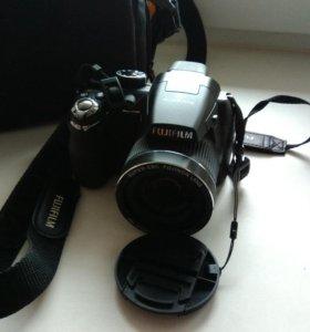 Фотоаппарат Fujifilm finepix s3400 +флешка+ сумка.
