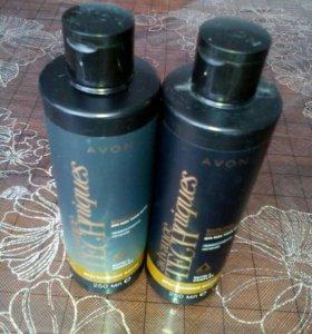 Набор для ухода за волосами Драгоценные масла Avon