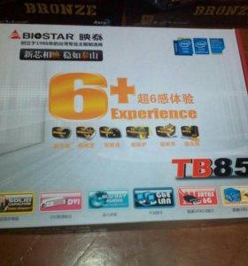 Материнская плата Biostar TB85