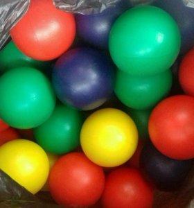 Шарики (шары) для сухого бассейна 80шт