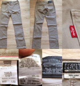 Джинсы Levi's 510 оригинал 32/32