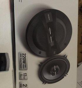 Колонки Sony XS-GT1328F