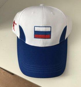 Кепка сборной России размер 55-60