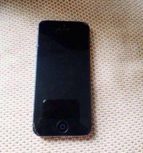 iPhone 5. На 16 гб