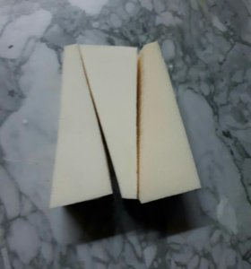 Губки для маникюра