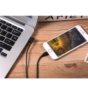 USB кабель Hoco 1.2 m Lightning