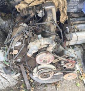 Двигатель в сборе Бмв 2.8 паук