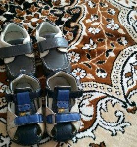 Макасины и сандали