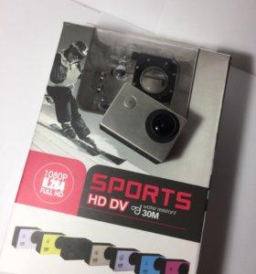 Экшн-Камера 1080HD