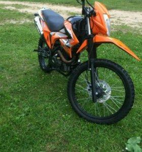 X moto raptor 250