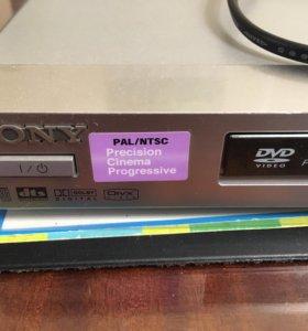 DVD/CD плеер