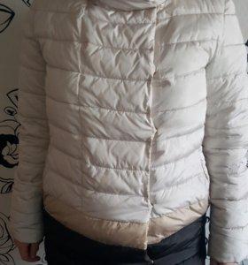 Зимний пуховик,и осенняя куртка