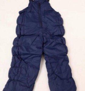 Комбинезон зимний под куртку