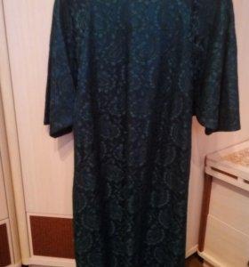 Нарядное платье. Новое. Размер 50-52.