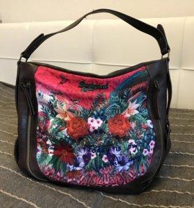 Новая сумка Desiqual