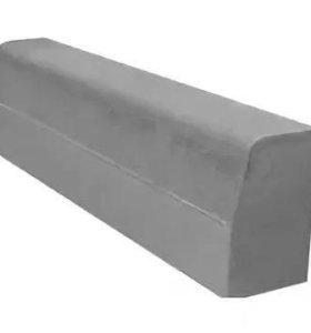 Бордюр бетон б/у