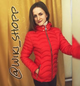 Новая Куртка (осень)