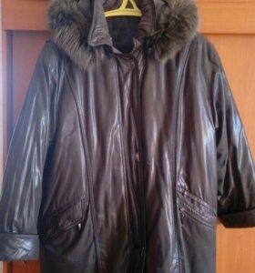 Куртка-пальто (парка)