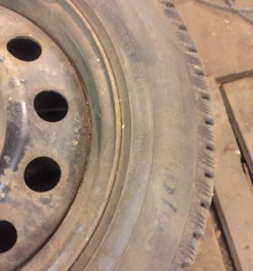 Колёса 185 65 r15 4*114,3 резина Toyo