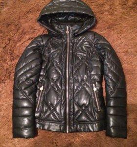 Куртка- пуховик  зимняя