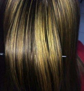 Реставрация волос.