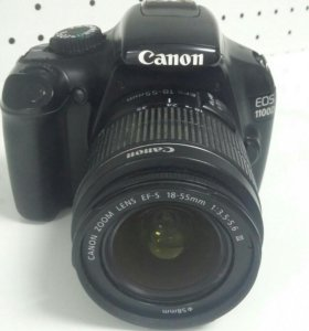 Фотоаппарат CANON EOS1100D KIT