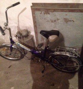 Велосипед в хорошем состоянии,торг уместен!