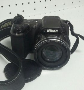 Фотоаппарат Nikon COOLPIX L-810
