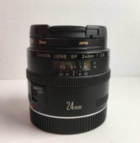 Canon EF 24mm 1:2.8