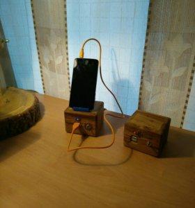 Зарядное устройство для планшета или телефона