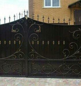 Закрытые ворота