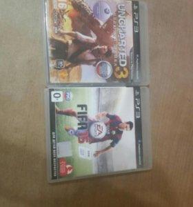 Игры на PS3 Uncharted 3 Илюзии Дрейка и FIFA 15