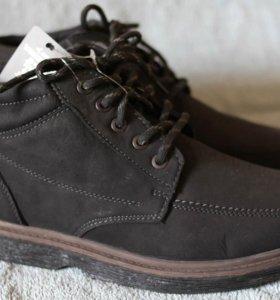 Зимние ботинки Eksis