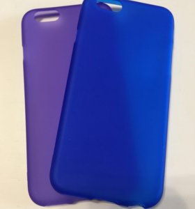 Силиконовые чехлы для iPhone 6 / 6s