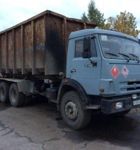Вывоз мусора спб 27 м3 пухто