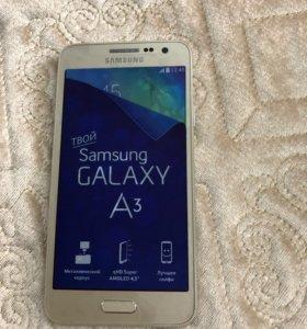 Самсунг Galaxy A3