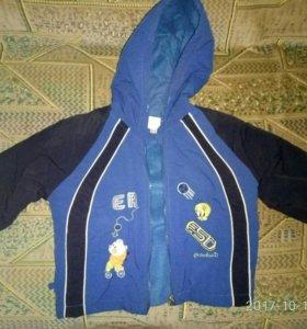 Куртка 2-3года