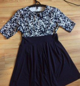 Платье новое 50-52р