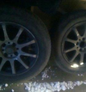Колёса на литье для ВАЗ r14