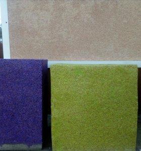 Вазон бетонный для цветов.