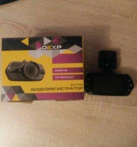 Видеорегистратор DEXP-ev710