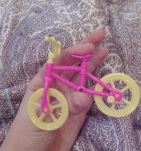 Кукольный велосипед
