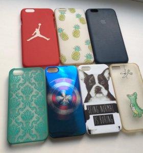 Чехлы на iPhone 5S и iPhone 6