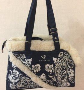 Зимняя сумка-переноска