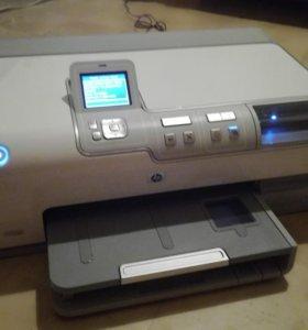 Струйный принтер HP D7163